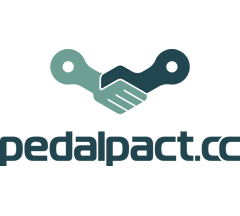 pedalpact.cc netwerken logo live