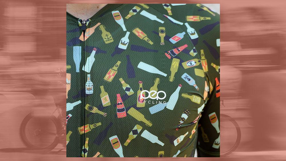 cobbles-wielrennen-pep-cycling-kleding-detail